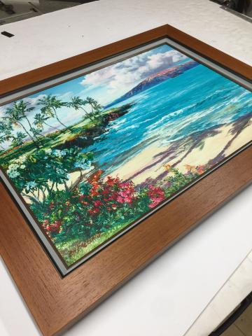 Picture Framing Kihei Maui Maui Fine Art